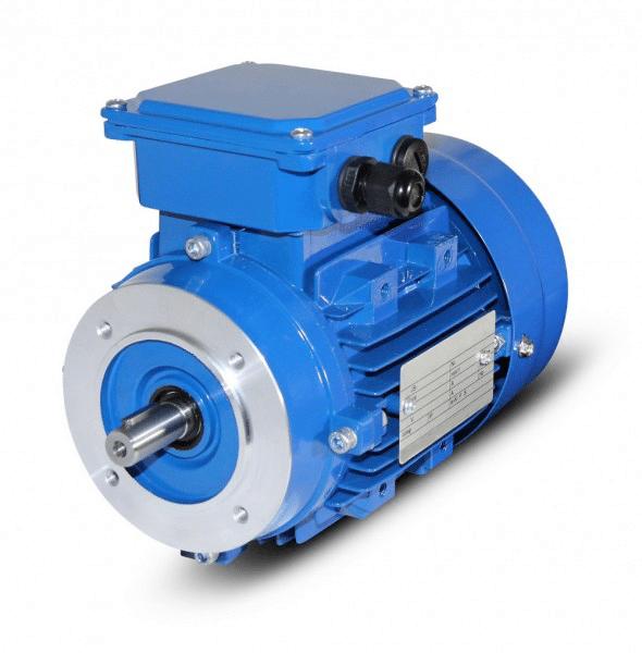 elektromotor 0.09kw MS711-8 B14