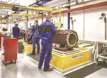 elektromotory Siemens na sklade